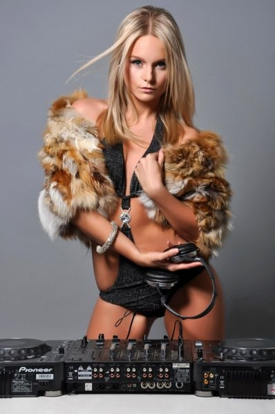 DJ Анастасия Крайнова
